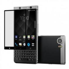 Folie protectie sticla securizata 5D ecran BlackBerry Keyone BLACK
