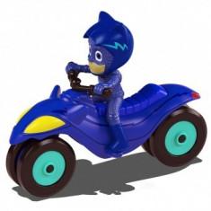 Motocicleta copii 3+ ani Eroi in Pijama Moon Rover cu figurina Cat Boy