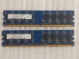 Memorie RAM desktop Hynix 2GB DDR2 800Mhz 6400U - poze reale, DDR 2, 2 GB, 800 mhz