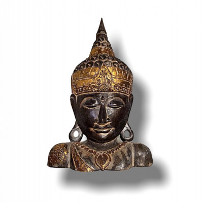 Statuetă Enlightened Buddha, XXL foto
