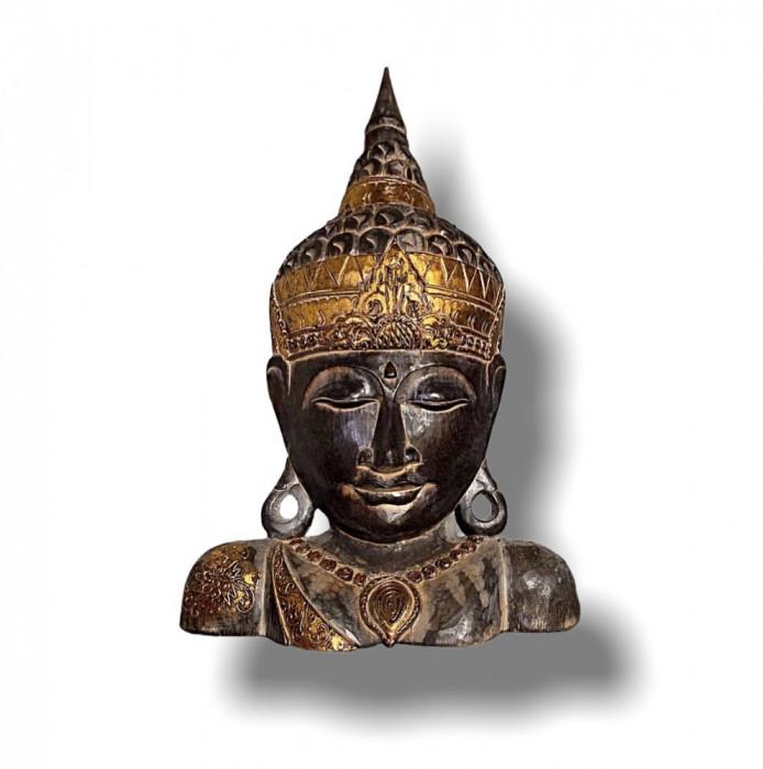 Statuetă Enlightened Buddha, XXL