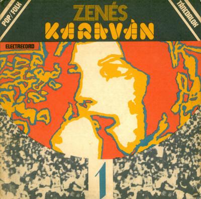 Metropol_AcusticT74_GyoryKlara_Harmat - Zenes Karavan Caravana Muzicala (Vinyl) foto