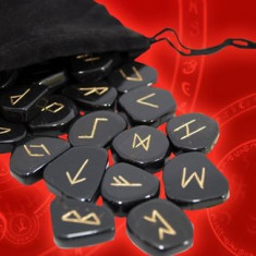 Rune set  cuart roz,jasp rosu, ametist  + cadou cartea totul despre rune  !!!