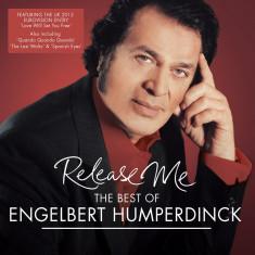 Engelbert Humperdinck Release Me Best Of (cd)
