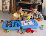Bormasina Magica - set premium - Atelier de construit modele, Educational Insights