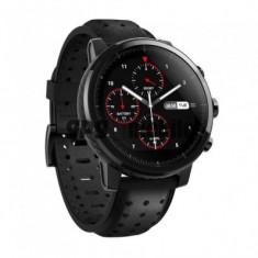 Ceas Xiaomi AmazFit Stratos + (A1619S) Premium Smartwatch, Ceramic , Waterproof IP68. Folie cadou