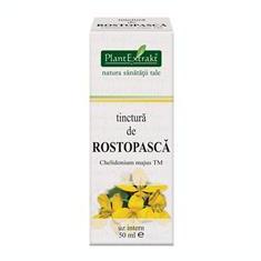 Tinctura Rostopasca 50ml PlantExtrakt Cod: PLAX.00183