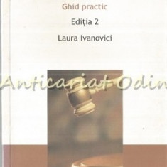 Procesul De Divort. Ghid Practic - Laura Ivanovici