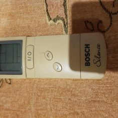 Telecomanda aer conditionat BOSCH, ORIGINALA, AC !!!