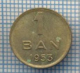 AX 581 MONEDA- ROMANIA - 1 BAN -ANUL 1953 -STAREA CARE SE VEDE