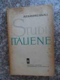 Studii Italiene - Alexandru Balaci ,533606