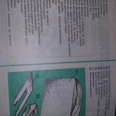 Carte de instructiuni,MASINA DE CUSUT IN ZIG-ZAG AUTOMATA,,SANDA,, ,T.GRATU