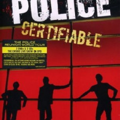 POLICE The Certifiable Box set (2dvd+2cd)
