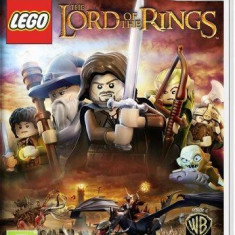 LEGO Lord of the Rings  - Nintendo Wii [Second hand], Actiune, 3+, Multiplayer