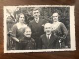 Fotografie interbelica de familie (1)