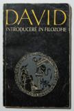 David Armeanu - Introducere în filozofie (trad. Gabriel Liiceanu)