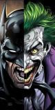 Cumpara ieftin Husa Personalizata SAMSUNG Galaxy A5 2018 \ A8 2018 Batman vs Joker