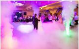 Fum Greu- Artificii- Dansul Mirilor Nunta -Constanta
