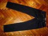 """Blugi Pierre Cardin """"Lyon""""-Marimea W33xL34 (talie-86cm,lungime-112cm)"""