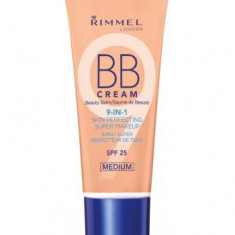 BB Cream 9 in 1 Rimmel Skin Perfecting 002 Medium 30 ml