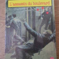 L'ASSASSIN DU BOULEVARD - RENE REOUVEN