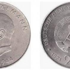 Germania(DDR) 1971 - 20 Mark E.Thalmann XF+/aUNC
