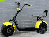 Scuter electric Harley NOU 1500W, galben, Harley Davidson