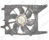 Ventilator, radiator DACIA LOGAN MCV (KS) (2007 - 2016) QWP WEV120