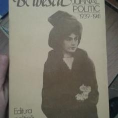 Jurnal politic – Martha Bibescu