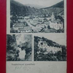 Romania Caras Severin Rusca Montana, Circulata, Printata