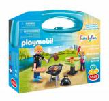 Cumpara ieftin Playmobil Family Fun, Set portabil - Iesire la gratar
