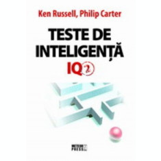 Teste de inteligență IQ. Vol. 2
