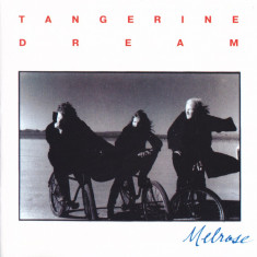 CD Electronic: Tangerine Dream - Melrose ( 1990 )