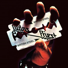 Judas Priest British Steel LP 2017 (vinyl)