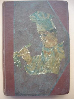 A. PETRINI - CARTE DE BUCATE PENTRU REGIMUL MIXT, VEGETARIAN SI PENTRU DIABETICI foto