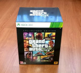 Joc XBOX 360 - Grand Theft Auto V ( GTA 5 ) Collectors Edition , nou