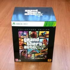 Joc XBOX 360 - Grand Theft Auto V ( GTA 5 ) Collectors Edition , nou