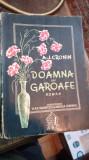 A. J. Cronin - Doamna cu Garaofe