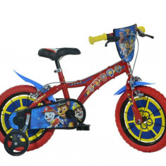 Bicicleta copii 14'' - PAW PATROL PlayLearn Toys