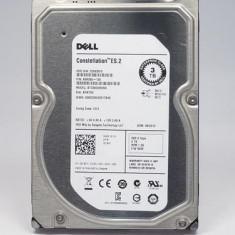 Hard disk HDD SCSI SAS 3TB 7200 Seagate Constellation ES.3 ST33000650SS (DELL), 4 TB