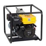 Motopompa pentru apa murdara, Benzina, Debit 65000 l/h,  5200W, refulare26m