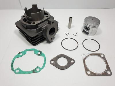 Kit Cilindru Set Motor Scuter Benelli - Beneli Naked 80cc Racire AER foto