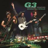 G3 (SatrianiVaiPetrucci) Live In Tokyo (dvd)