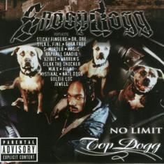Vand cd Snoop Dogg-No Limit Top Dogg,original,muzica hip-hop