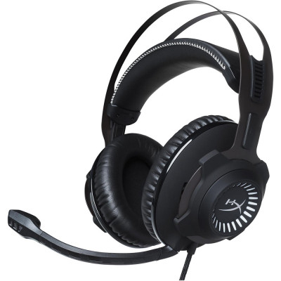 Casti Audio Gaming Revolver (S) Negru foto