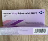 PROLUTEX 25 mg Progesteron injectabil