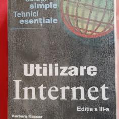 UTILIZARE INTERNET - BARBARA KASSER ,STARE FOARTE BUNA