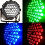 Led par 36 LED proiector RGBW fiecare led se aprinde orice culoare