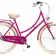 Bicicleta Dama Dhs Citadinne 2636 Roz 26