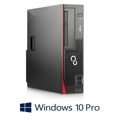 Calculatoare Refurbished Fujitsu ESPRIMO D756, Core i7-6700K, 240GB SSD, Win 10 Pro foto